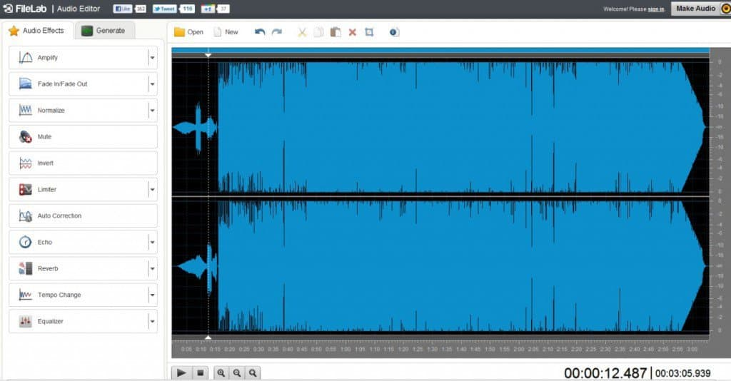 16 of the Best Free Audio Editors in 2015