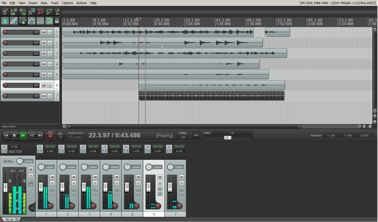 16 of the best free audio editors in 2015 for Recording studio design software