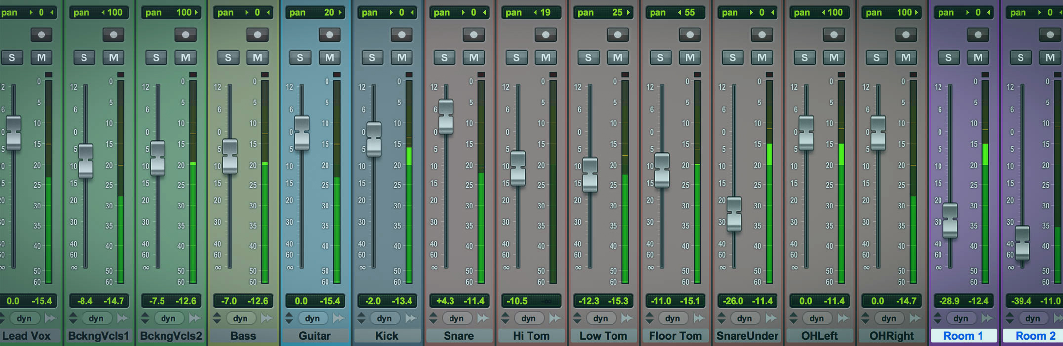 How to make an instrument or vocal 39 sit in the mix 39 home for Classic house vocals acapella