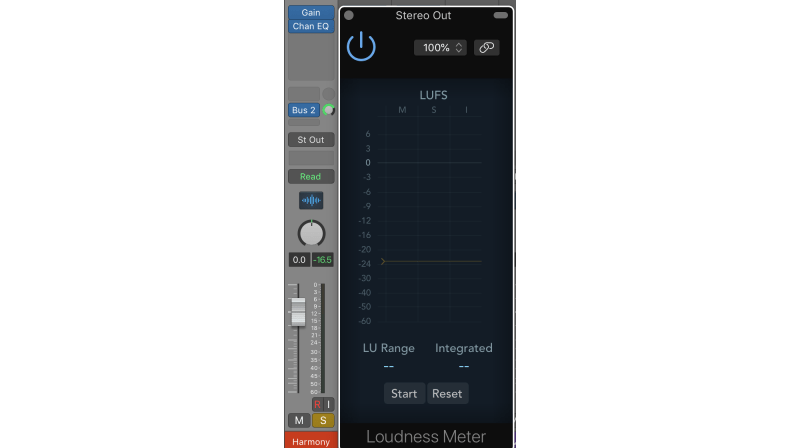 loudness meter
