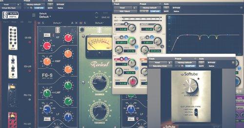 mixing vocals with plugins