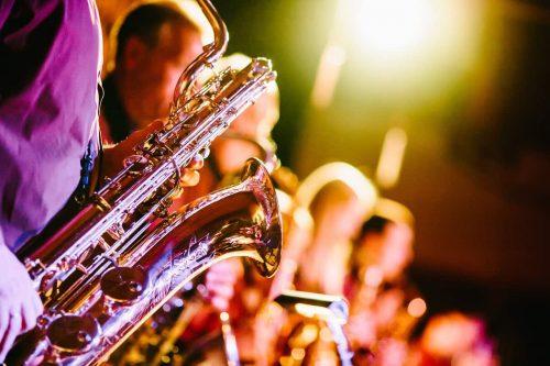 Big band arrangement