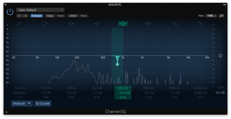 eq notch filter