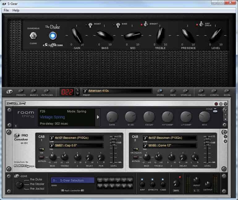scuffham s-gear amp plugin