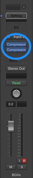 serial compression