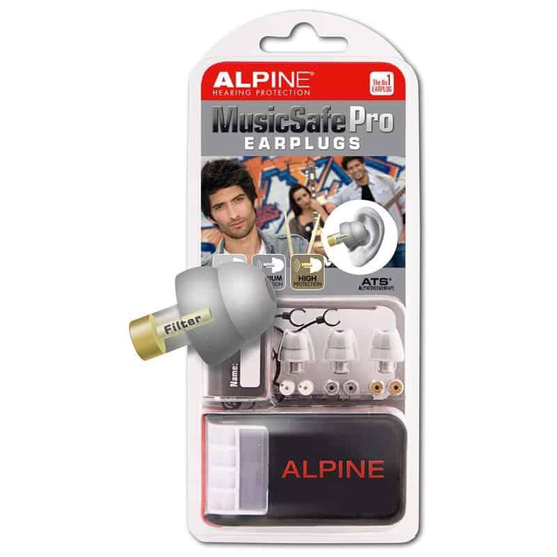 alpine pro plugs