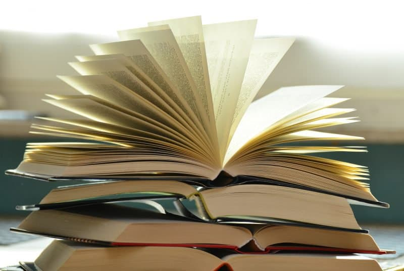 Use books to inspire songs