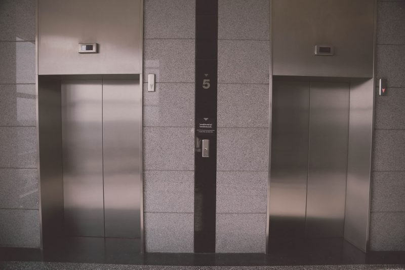 elevators to represent the fact that your epk needs an elevator pitch
