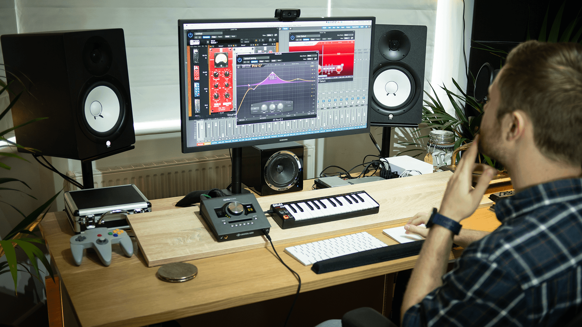 Home Recording Studio Setup 8 Essentials You Really Need