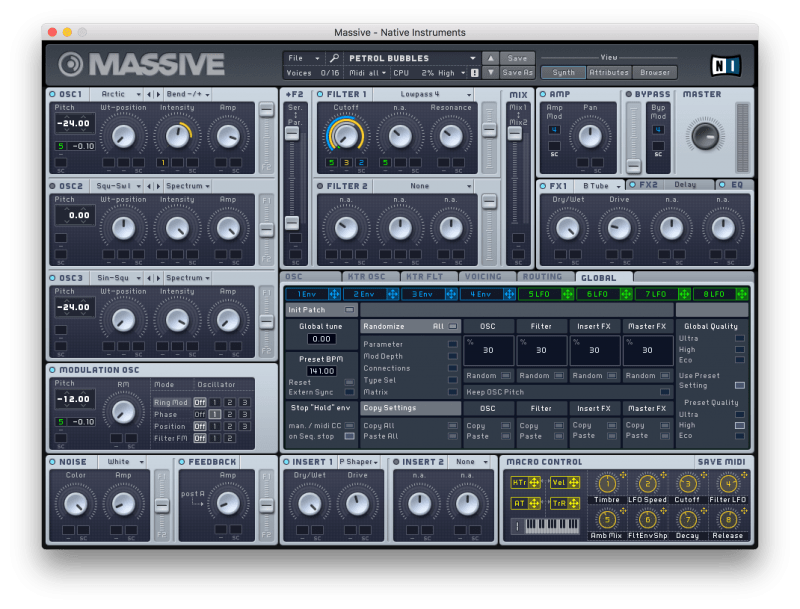 Massive by Native Instruments