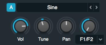 sine wave oscillator