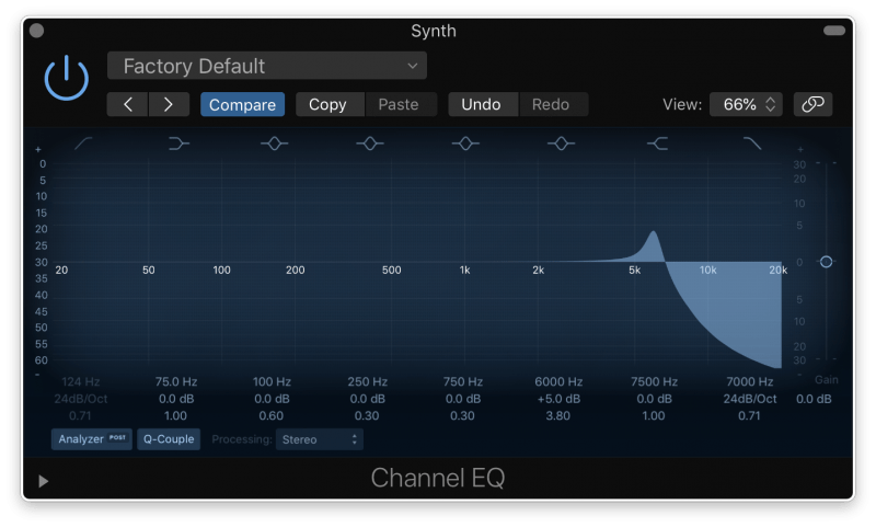eq resonance boost