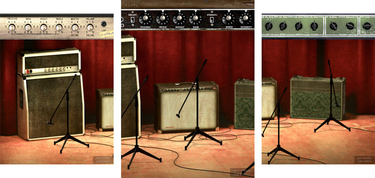 softube vintage amp room plugin