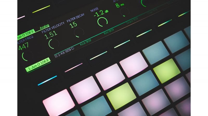 midi sampler and sequencer