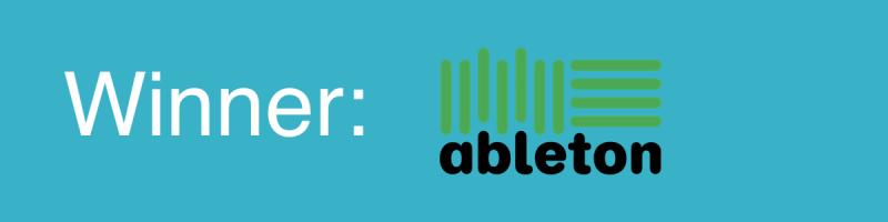 Winner: ableton is better for editing