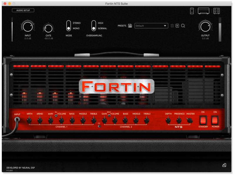 fortin nts suite rock guitar plugin