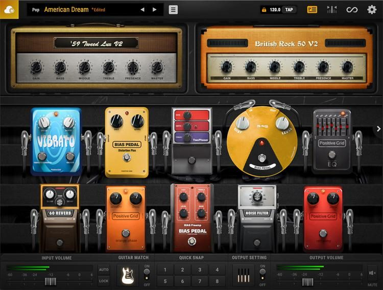 Bias FX 2 Guitar Effects Suite