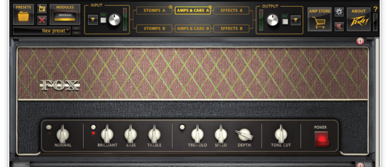 Revalver 4 Guitar Effects Suite