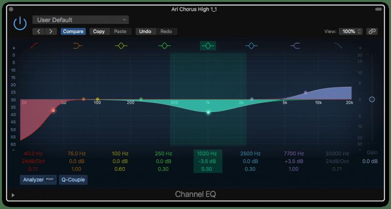 eq mixing plugin