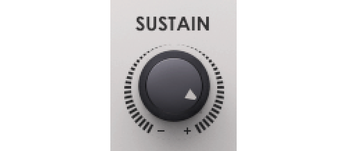 transient designer with the sustain turned up