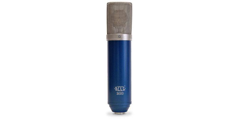 mxl 3000 affordable condenser mic