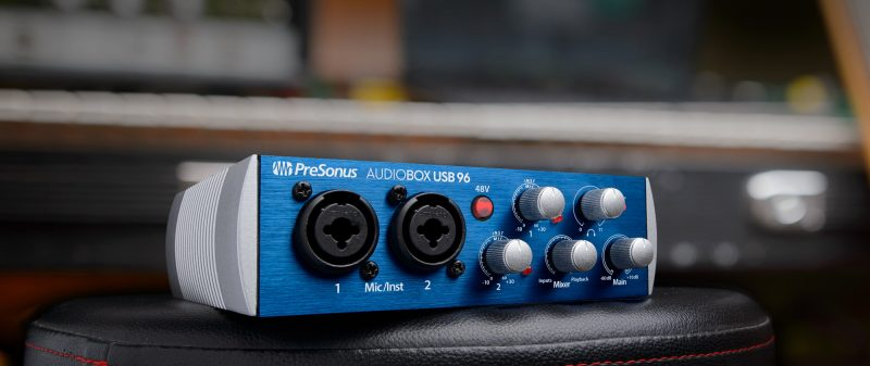 presonus audio interface