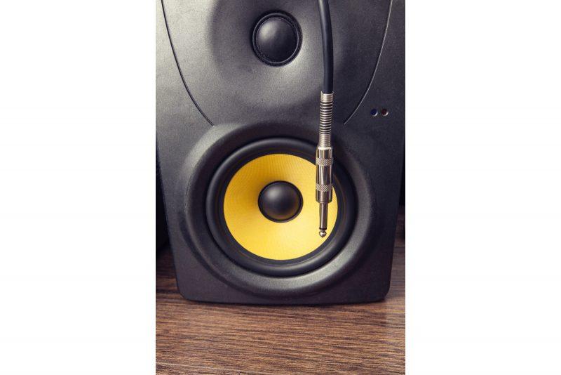 krk studio monitor