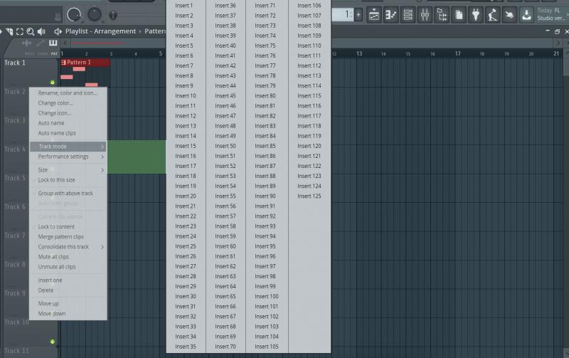 recording audio in fl studio