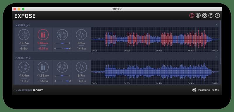 EXPOSE master troubleshooting plugin