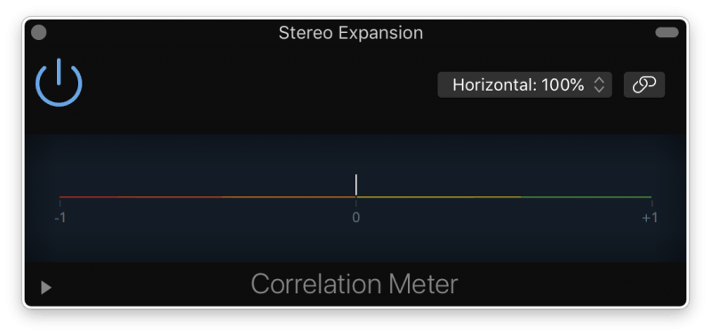 correlation meters show if your track is in phase
