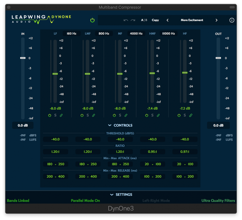 adding multiband compression with dynone 3 by leapwing