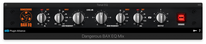adding color with dangerous bax mastering eq