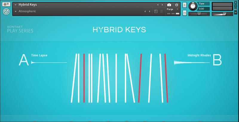 Komplete Start Hybrid Keys