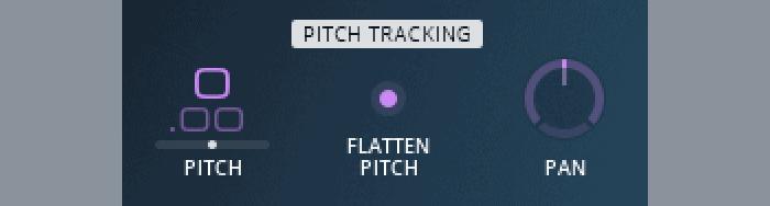 granular pitch tracking