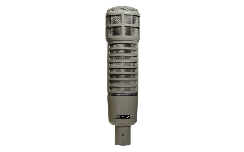 re20 bass mic
