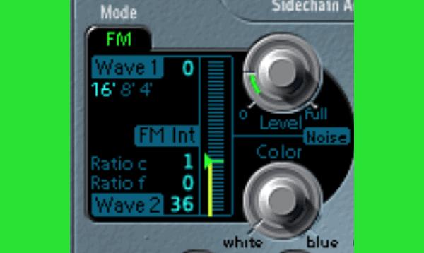 vocoder oscillator