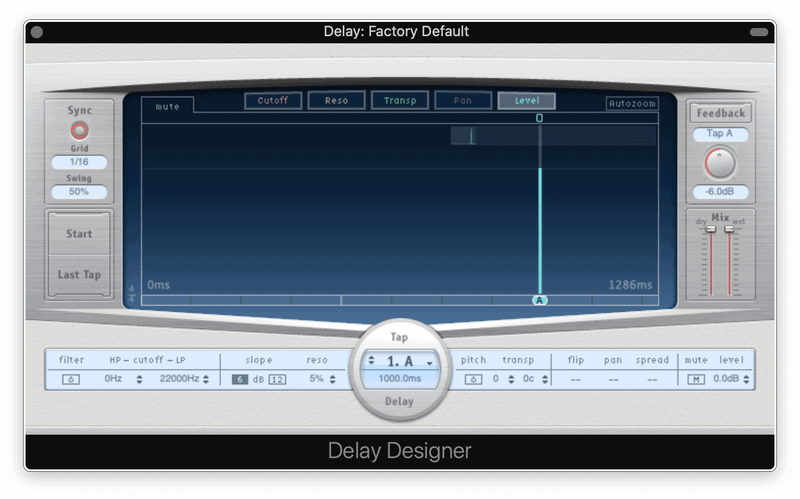 logic pro x delay plugin