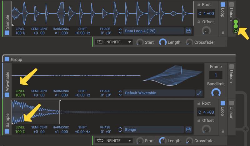 phase plant wave modulation