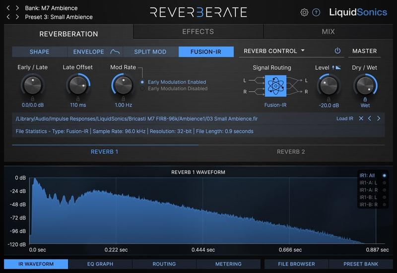 liquidsonics reverberate 3
